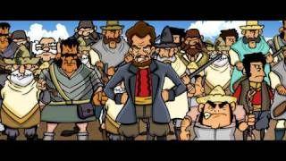 personajes de la independencia de chile para niños - YouTube