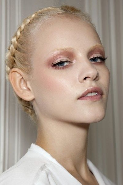 Valentino at Couture Spring 2011 - Backstage Runway Photos