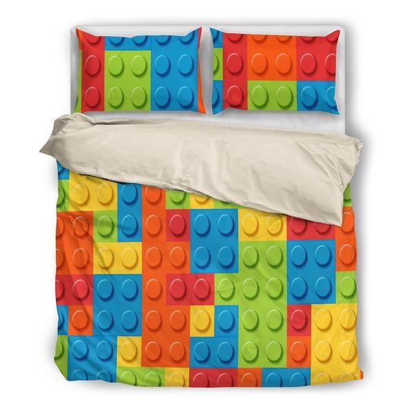 Lego Bedding Set Bedding Set Lego Bed Print Bedding