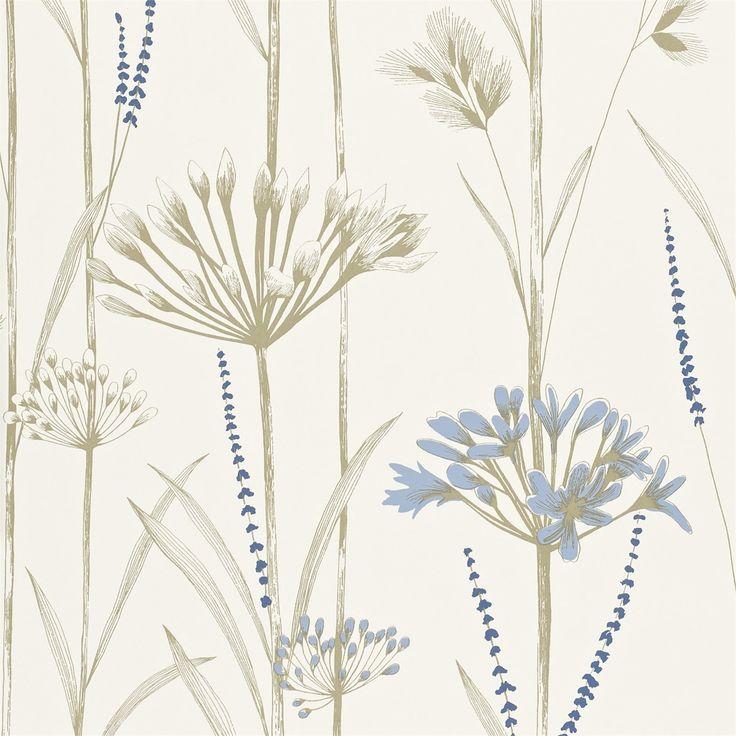 Gardinum Chalk/wedgewood/gold