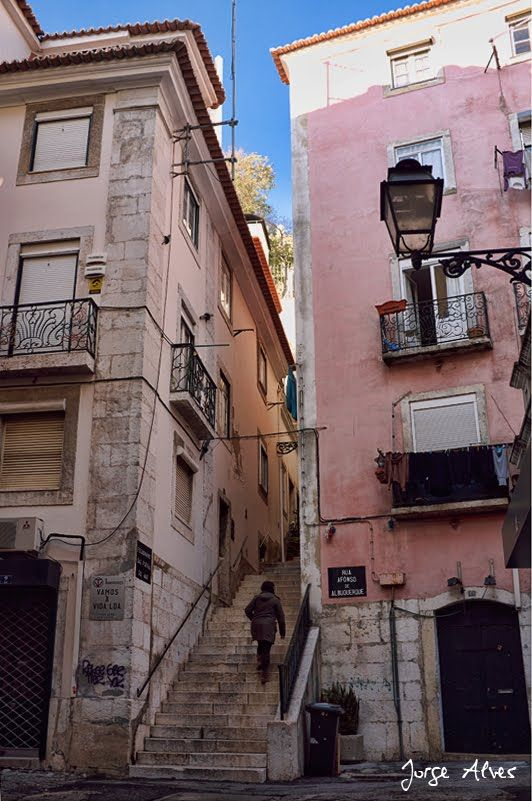 Alfama, Lisboa.