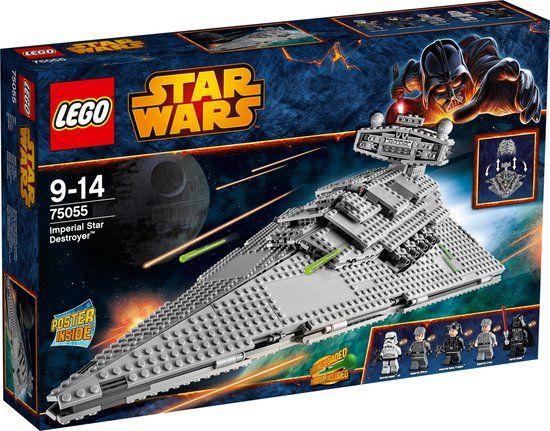 LEGO Star Wars Imperial Star Destroyer - 75055