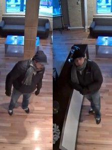 toronto news  --   Police request assistance identifying man in commercial  Break-and-Enter investigation, Security camera images released