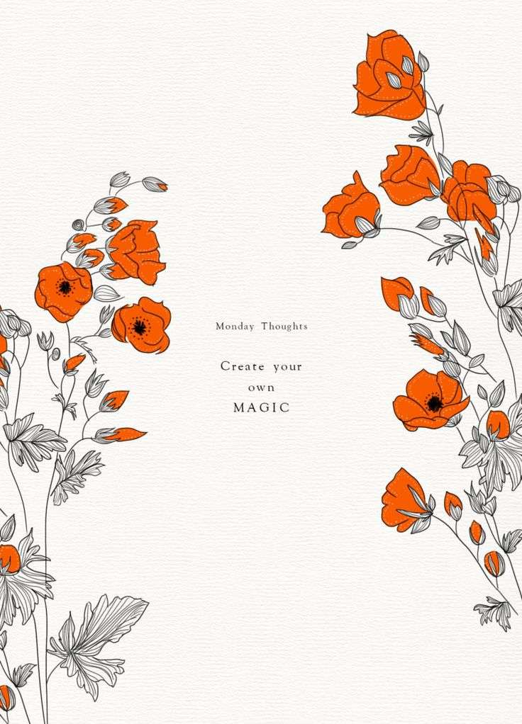 Monday Thoughts: Create your own magic