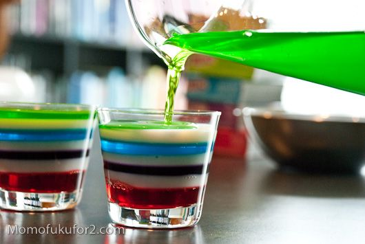 jello shots! shots! shots!Jello Recipe, Jello Shots, Alcohol Shots Recipe, Jello Desserts, Layered Jello, Parties Ideas, Rainbows Alcohol Drinks, Jelloshots, Rainbows Jello