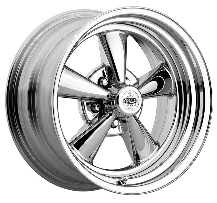 Cragar Series 08/61 S/S Super Sport : THE Wheel for Muscle Heads