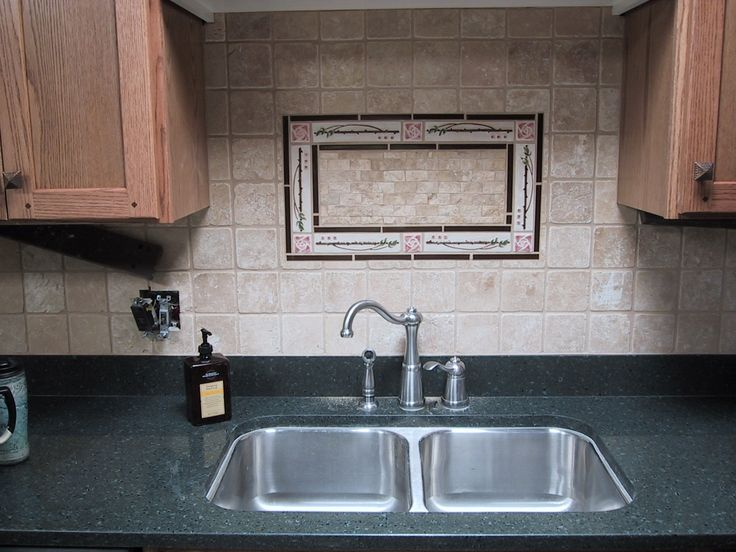55 best kitchen sinks with no windows images on pinterest for Windowless kitchen sink