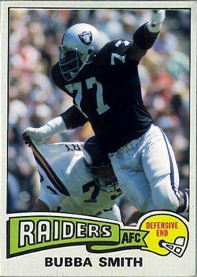 Bubba Smith Oakland Raiders