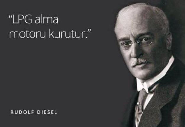 Rudolf Diesel ünlü sözleri Rudolf Diesel – Dizel motoru bulan Alman Makine Mühendisi Mucit. Bu içerik KpssDelisi.com 'dan alınmıştır : http://kpssdelisi.com/question/bilimadamlari-ve-mucitlerin-unlu-olmus-ancak-asla-soylemedigi-unlu-sozleri/