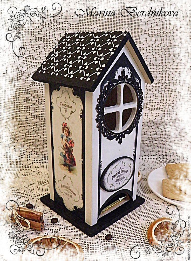Купить или заказать Чайный домик 'Девочки' в интернет-магазине на Ярмарке…