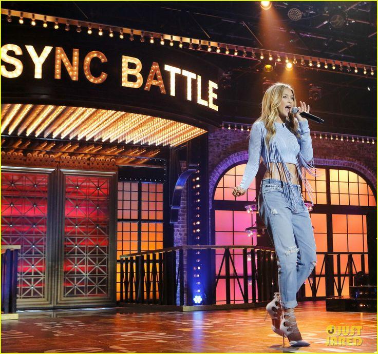 Gigi Hadid On Lip Sync Battle Video: 1000+ Ideas About Lip Sync Battle On Pinterest