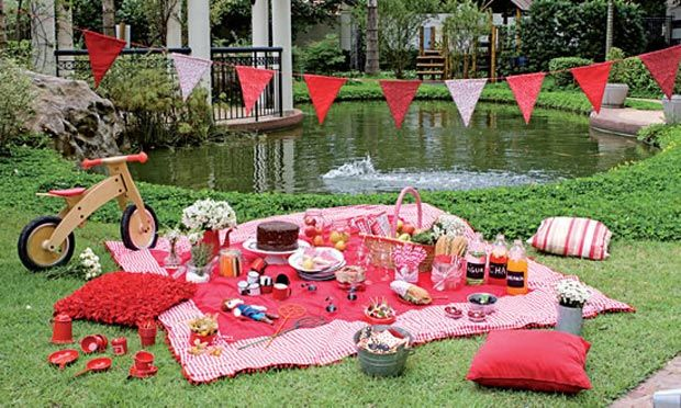 Tips for a Kids Picnic Party | Tips Kids Party - Ideas, Themes ...