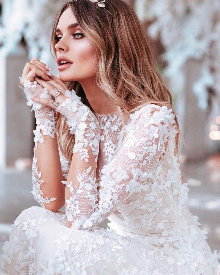Gl M Couture Wedding Dress Trends More Galia Lahav Galia Lahav Wedding Dress Couture Bridal Gowns Wedding Dress Long Sleeve