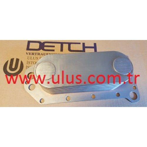 02-910665 Motor yag sogutucu radyatoru JCB456 motor parçası