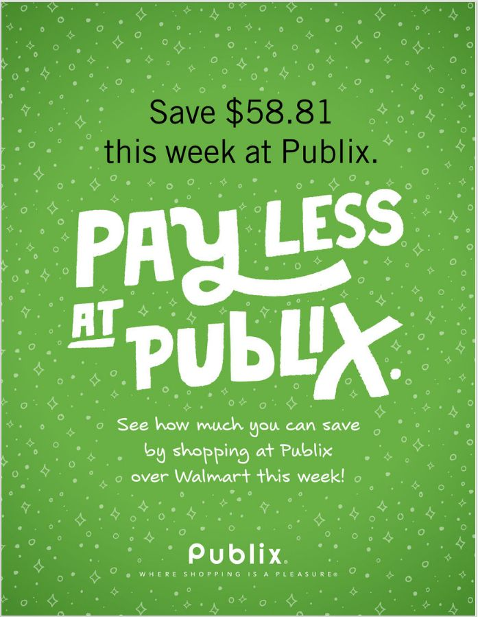 Publix Price Comparison January 3 - 9, 2018 - http://www.olcatalog.com/grocery/publix-pharmacy.html