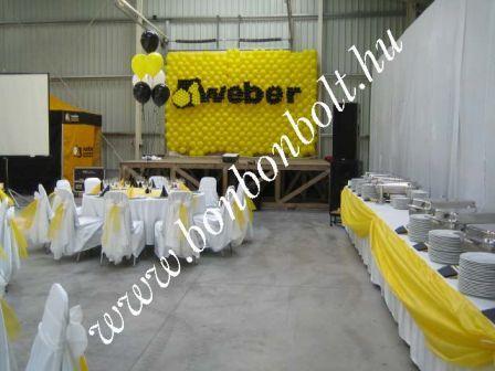 Céges rendezvényt szervez? Bízza ránk a dekorációt!  http://www.ajandekaruhaz.eu/index.php?site=11
