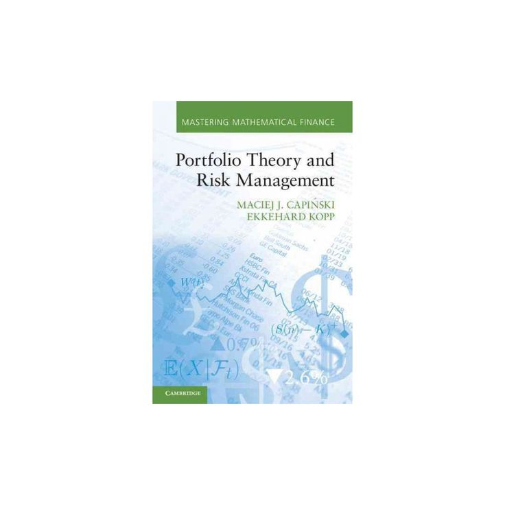 Portfolio Theory and Risk Management ( Mastering Mathematical Finance) (Hardcover)