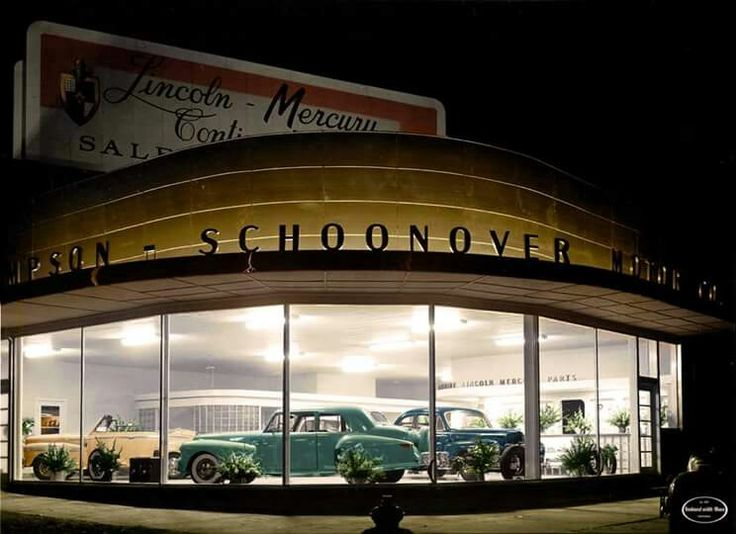 Lincoln Mercury Dealership