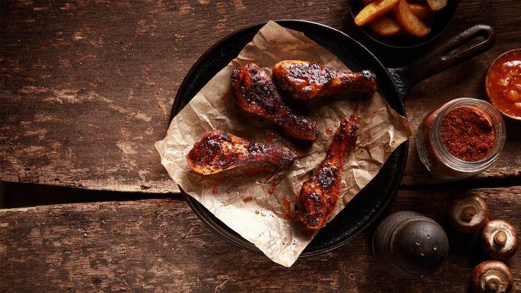 Sticky Chicken 43 – Licor 43 recept