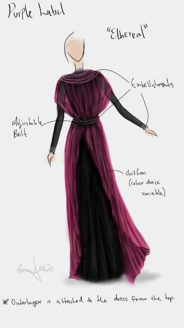 MISS HIJABI: Akhawat Abaya Design Contest Winner & Finalists!
