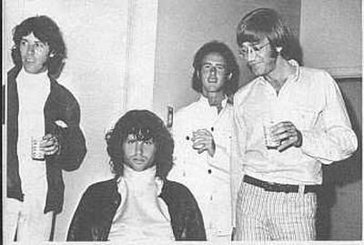 The Scene Club, New York 1967 | TheDoors4Scorpywag 'Other Voices ...