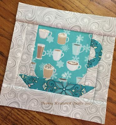 Debby Kratovil Quilts: Let the (Winter) Games Begin! (and Giveaway)