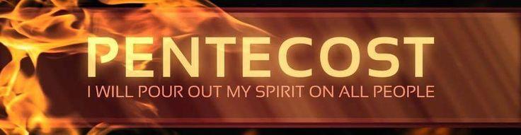 pentecost sunday | Pentecost Sunday! (May 15, 2016) - New Destiny Community Church