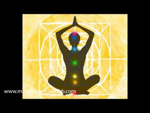 Meditation Music for Chakra Balancing and Healing Music Sound Therapy - YouTube