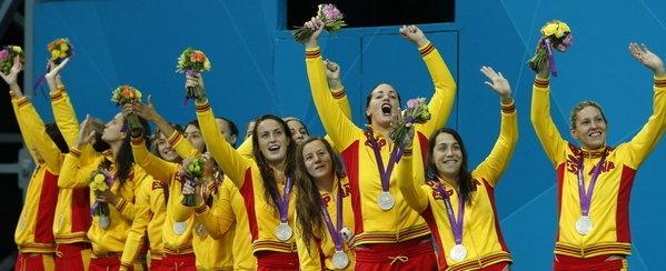 Juegos Olímpicos - España, plata, cae ante Estados Unidos en Waterpolo.