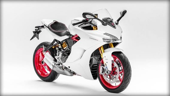 All-new Ducati SuperSport