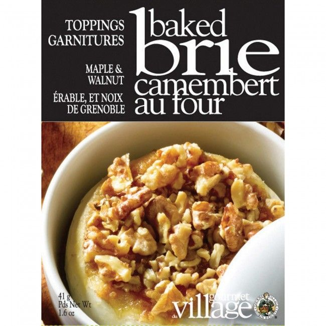A delightful blend of sweet maple sugar and crunchy texture of walnuts. A truly melt-in-your-mouth gourmet treat.