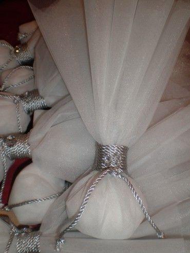 Μπομπονιέρα γάμου κωδ.022
