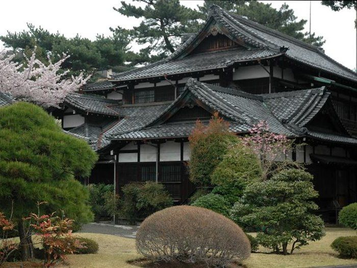 Beautiful-Japanese-House-Garden-Decor.jpg (700525) | oriental exterior  house designs | Pinterest | Oriental, Exterior and House