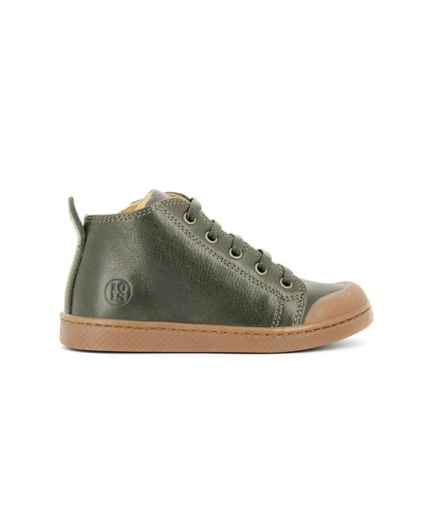 Shoes Ten Mid Lace Mexico green