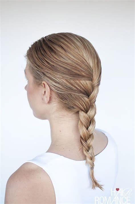 Frisuren für nasses Haar 3 Einfache Braid Tutorials können Sie