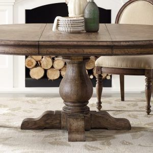 Best 25+ Round wooden dining table ideas on Pinterest | Small ...