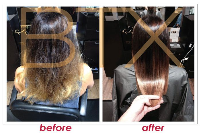 Seeing is Believing.... BTX hair....Amazing results