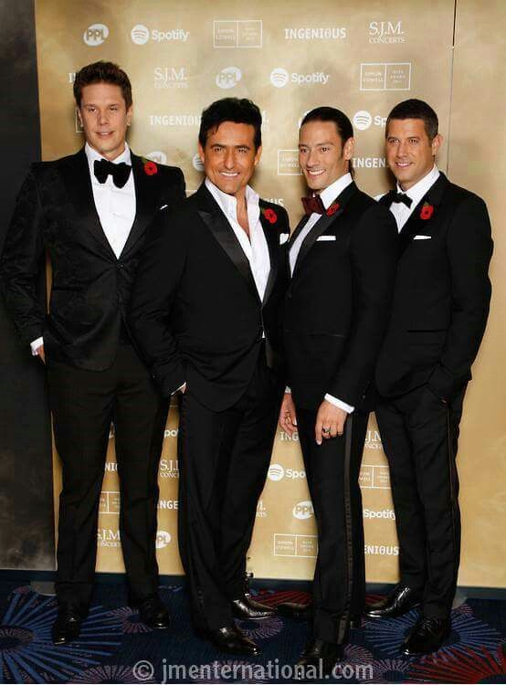 17 best images about il divo on pinterest without you - Il divo mama ...
