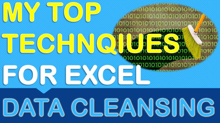 """Data cleansing is an important activity within Excel and one that we find ourselves doing day in day out, sometimes without even knowing it.  So what is data cleansing?  In the words of Oz du Soleil, Excel MVP, it is like """"Hercules being sent out to capture the three-headed dog that guards the entrance to hell!"""" Click to see my top data cleansing techniques..."""