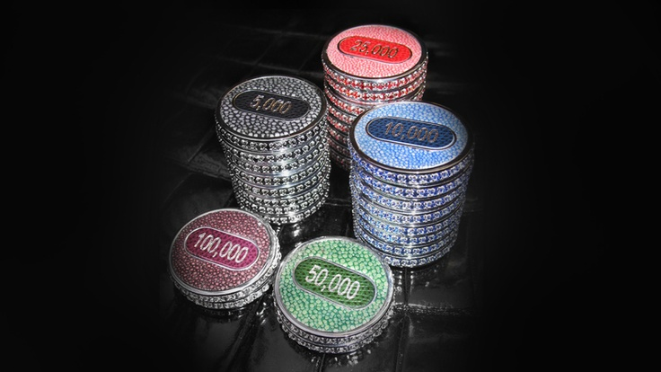 Ultimate Luxury Bespoke Poker Set by Geoffrey Parker High rollers will love this bespoke poker set, which has an alligat… | Poker set, Expensive, Alligator skin