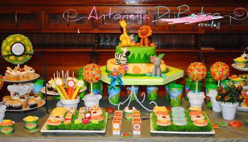 Cumpleaños en la selva. Jungle birthday on Pinterest   23 Pins
