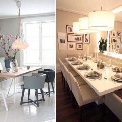 Salas de jantar | Inspirações