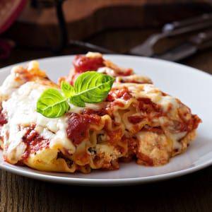 De una receta clásica a innovar en tu mesa: Rollitos de lasaña