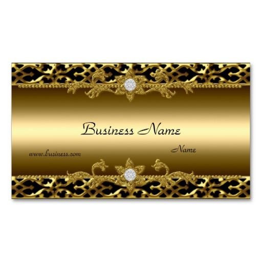 17 Best Images About Jeweler Business Cards On Pinterest