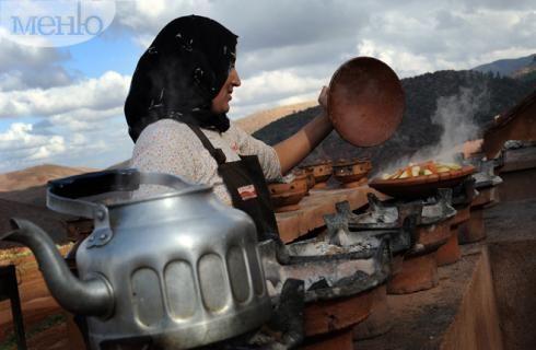 Morocco with taste of dates, © Nadezhda Chipeva