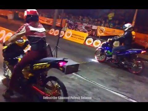 Padu !! Y15zr Drag Race Gong Badak, Terengganu 2017