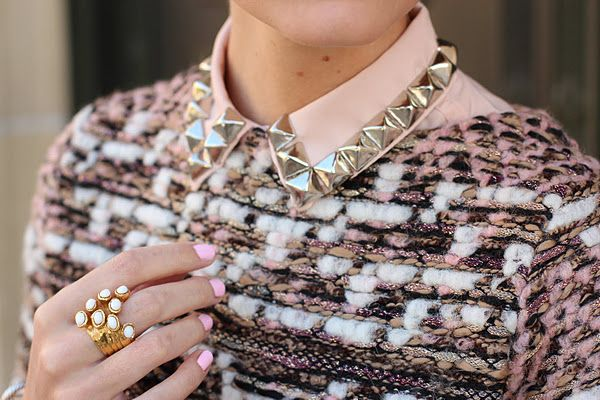 I need to do this - collars are my favourite. #DIY