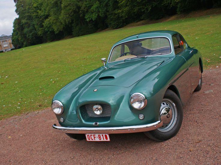 1953 Bristol 404