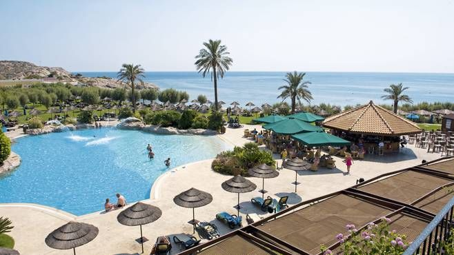Atlantica Imperial Resort #Rhodes
