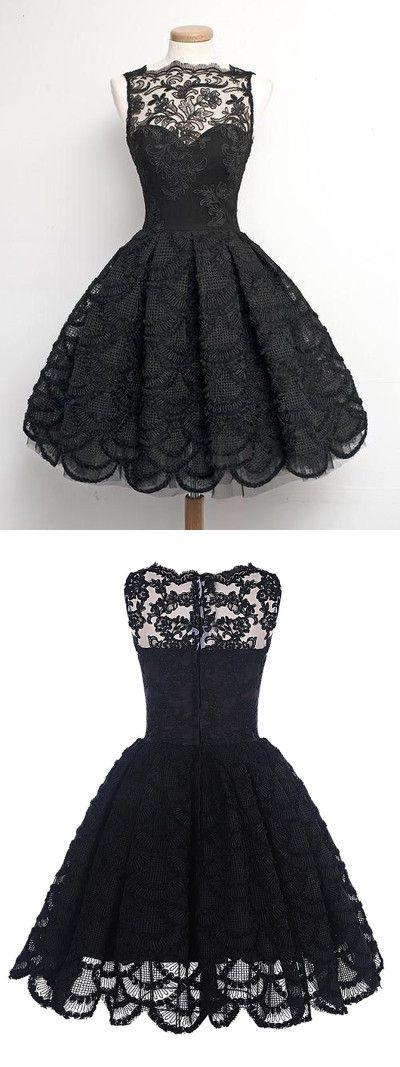 1950s vintage dress, vintage style homecoming dress, black homecoming dress, lace homecoming dress, party dress, dancing dress